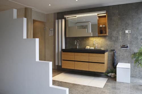 De design badkamers van prestige sanitair - Deco van badkamer design ...